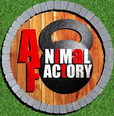Logo Animal Factory Box - CrossFit Inside