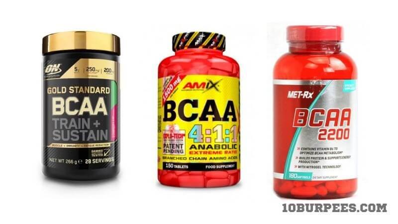 Propiedades de los BCAA