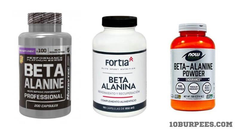 Propiedades de la beta-alanina