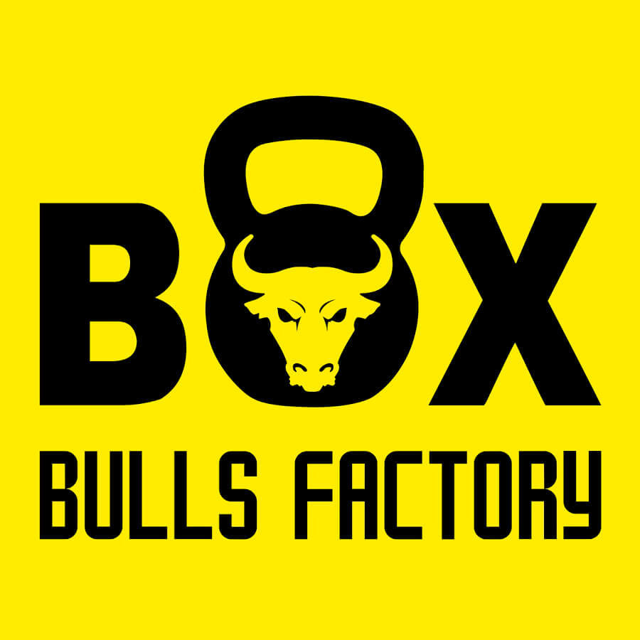 Logo Box Bulls Factory