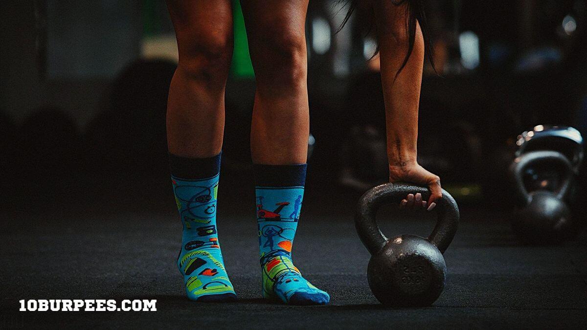 Calcetines y medias para CrossFit