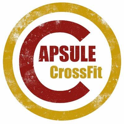 Logo Capsule CrossFit