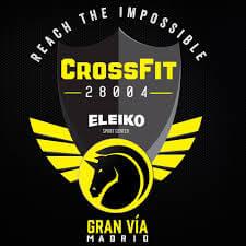 Logo CrossFit 28004 - Gran Vía