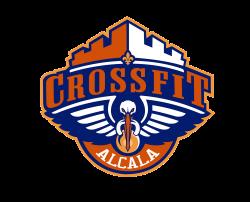 Logo CrossFit Alcalá