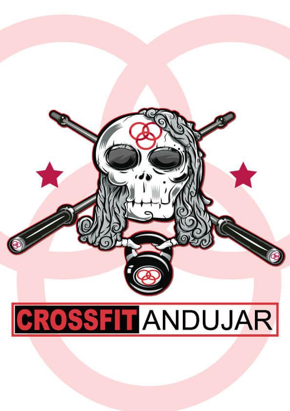 Logo CrossFit Andújar