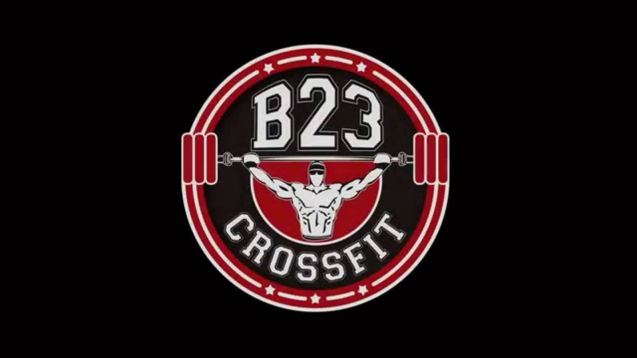 Logo CrossFit B23