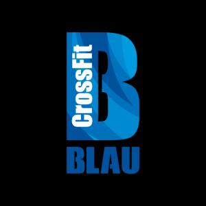 Logo CrossFit Blau