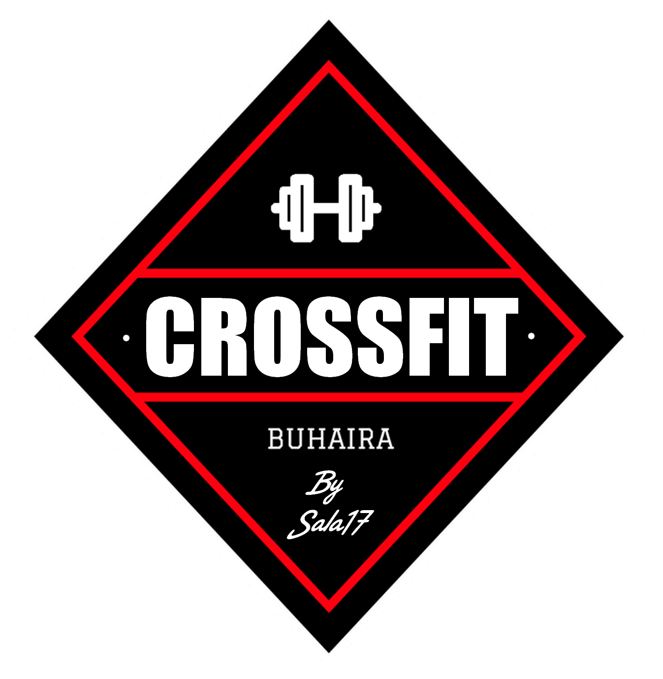 Logo CrossFit Buhaira