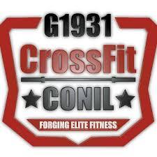 Logo CrossFit Conil G1931