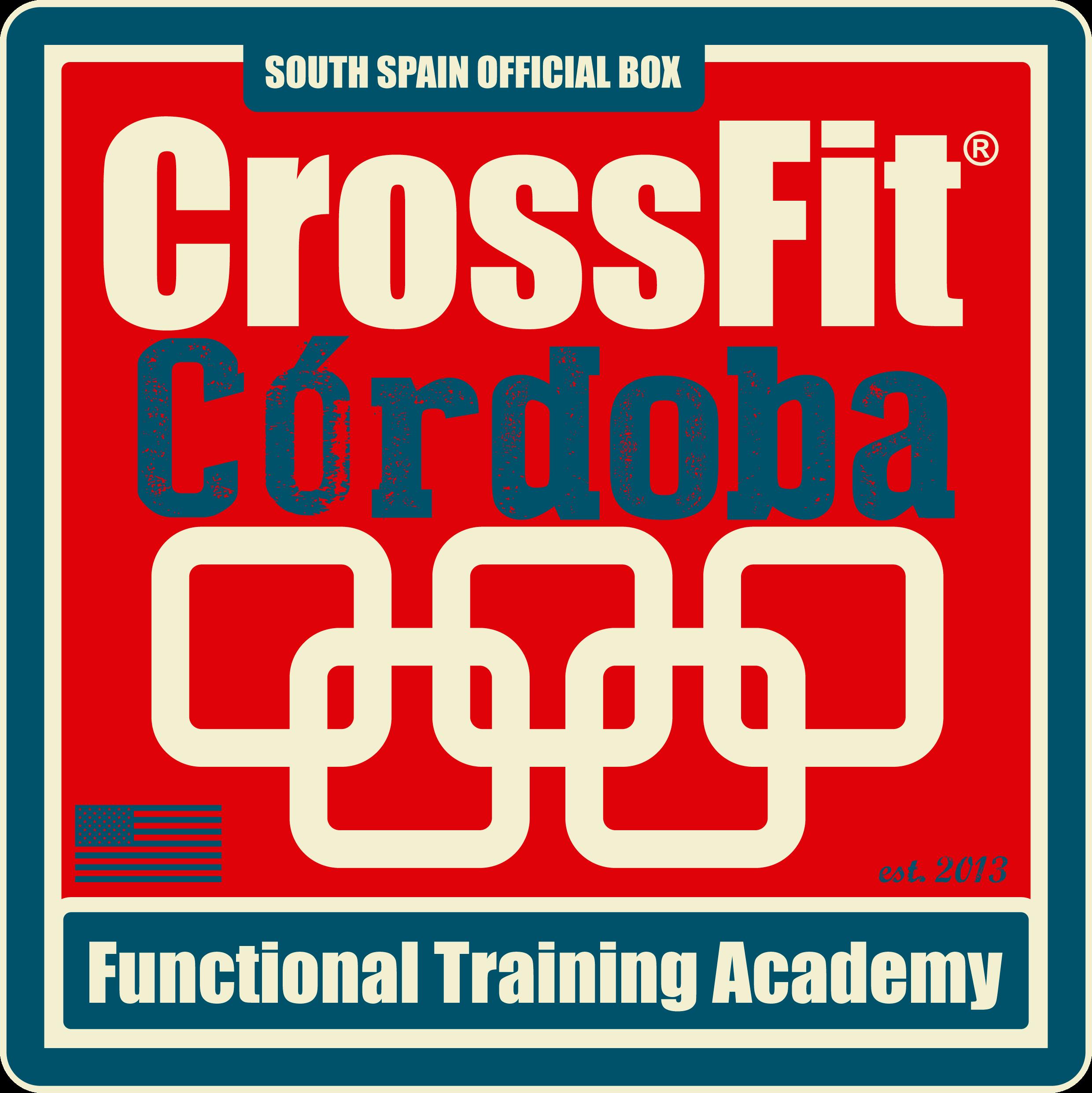Logo CrossFit Córdoba