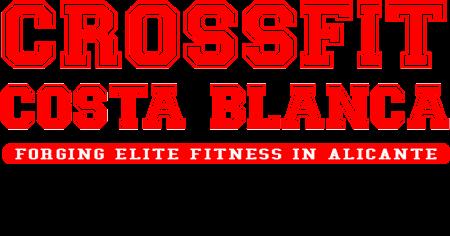 Logo CrossFit Costa Blanca - San Vicente del Raspeig
