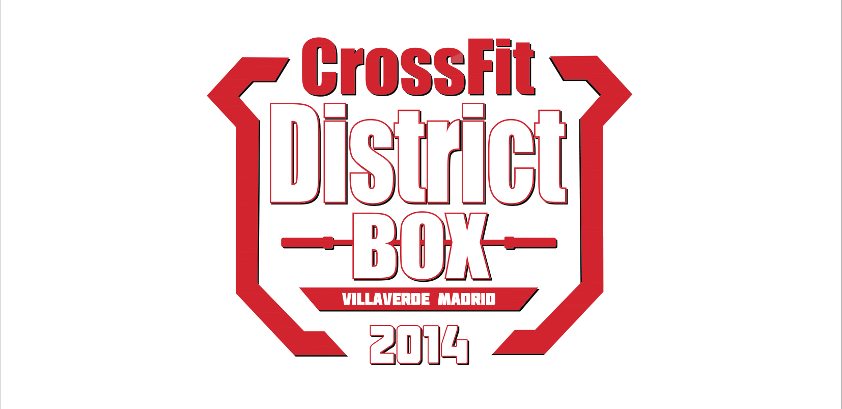 Logo CrossFit District Box