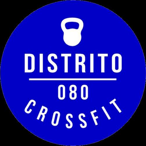 Logo CrossFit Distrito 080