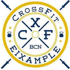 Logo CrossFit Eixample