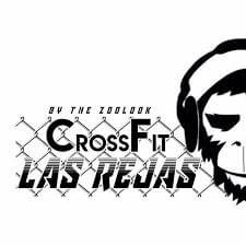 Logo CrossFit Las Rejas by The Zoo Look