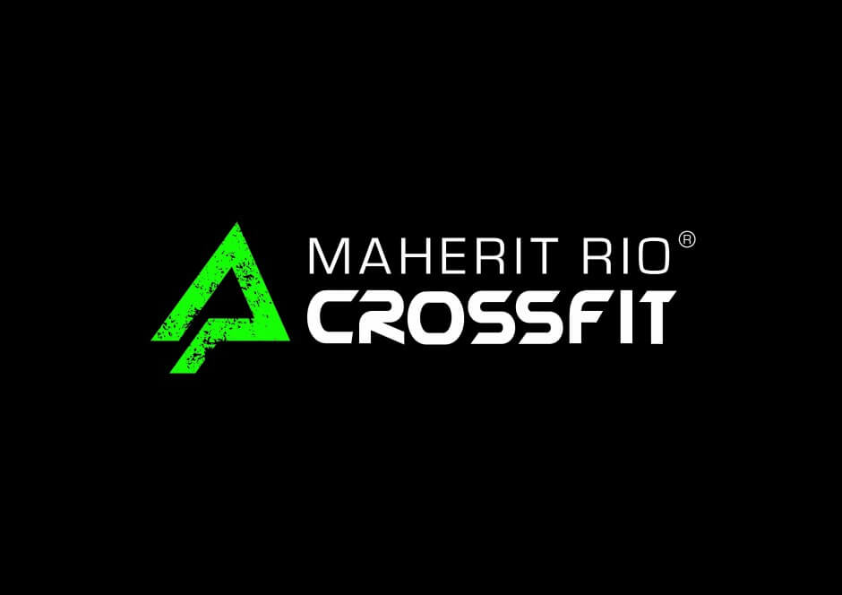 Logo CrossFit Maherit Rio