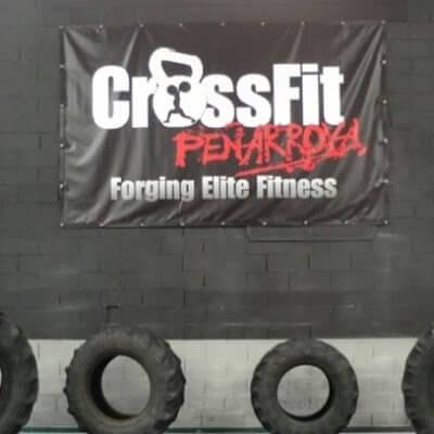 Logo CrossFit Peñarroya