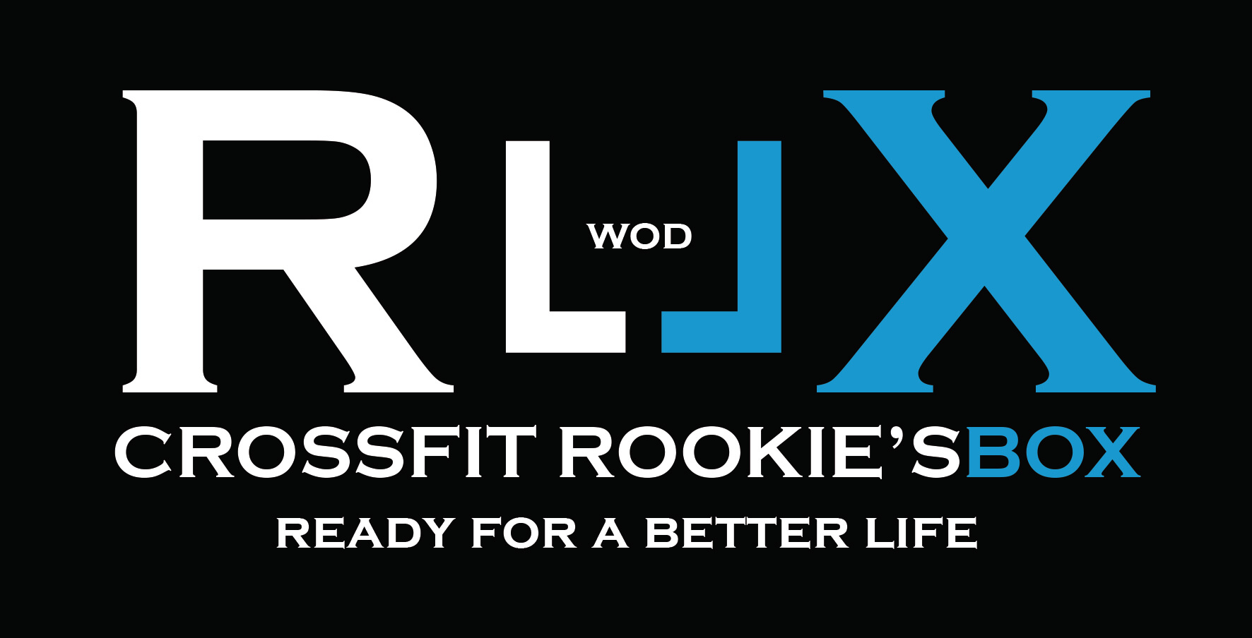 Logo CrossFit Rookie's Box