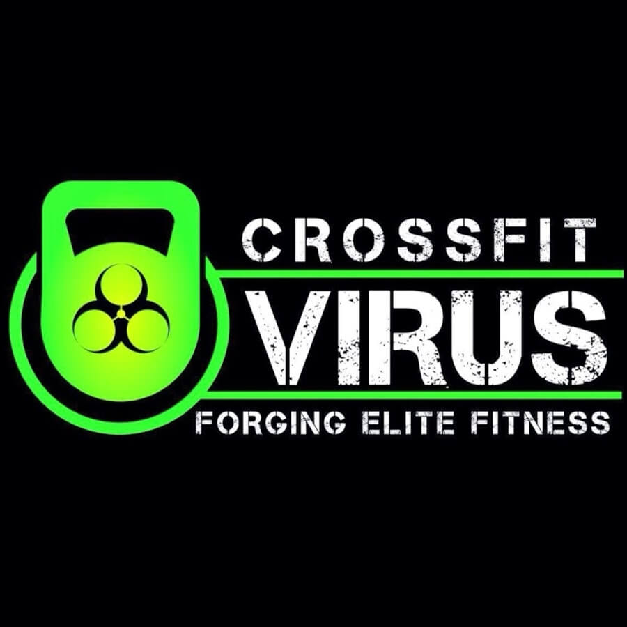 Logo CrossFit Virus
