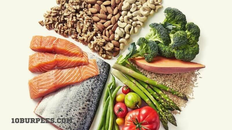 Crossfit alimentacion
