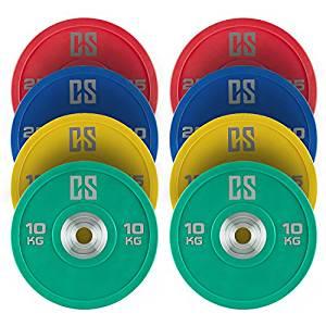 Pack de discos olímpicos de poliuretano