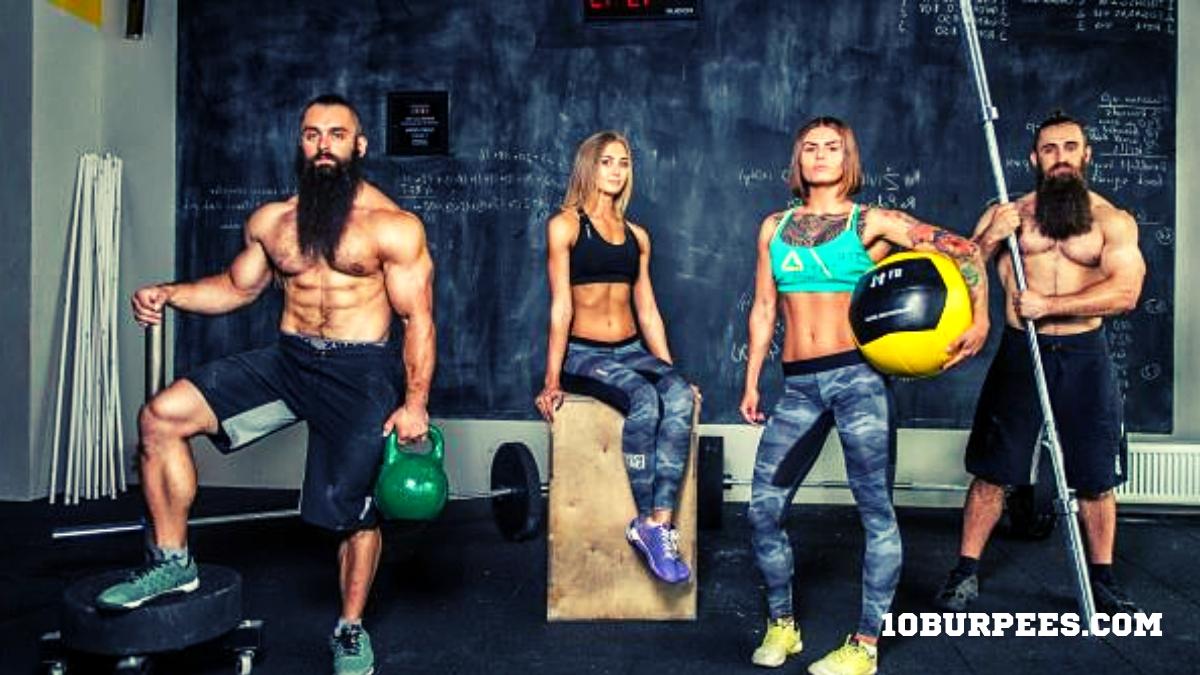 Ejercicios CrossFit