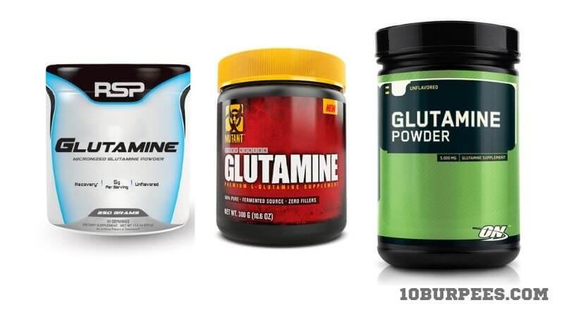Propiedades de la glutamina