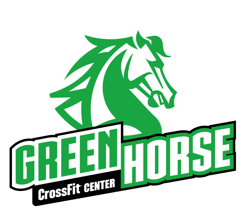 Logo Green Horse CrossFit Center