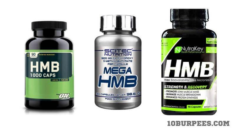 Propiedades del HMB