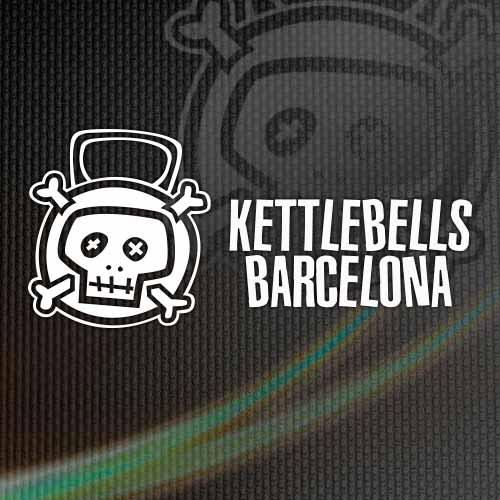 Logo Kettlebells Barcelona