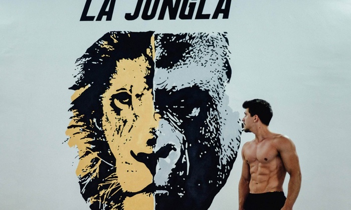 Logo La Jungla Workout