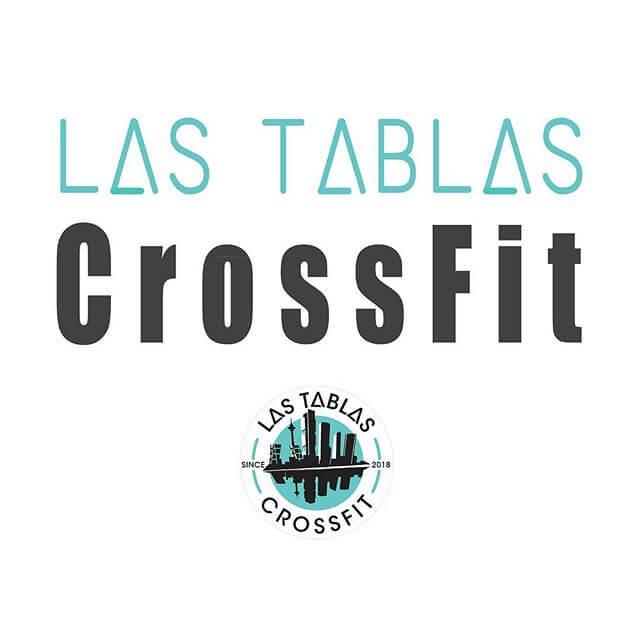 Logo Las Tablas CrossFit