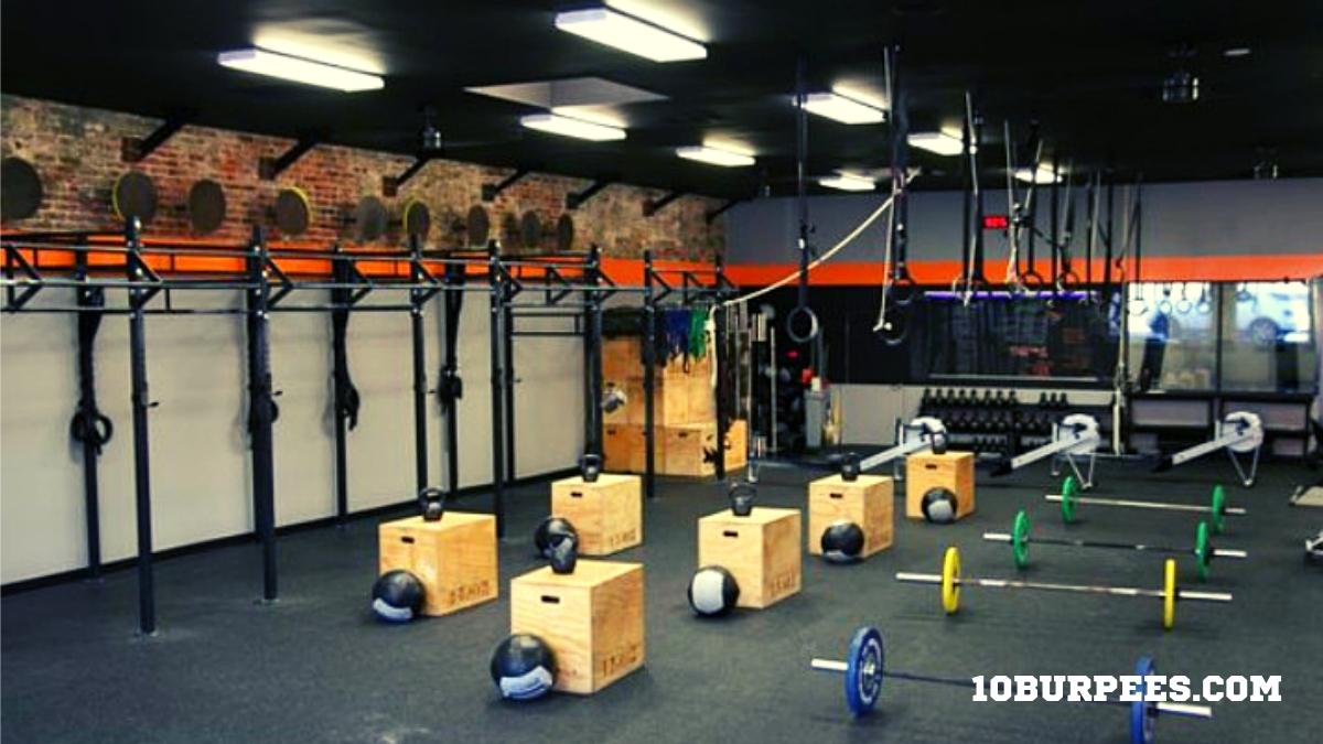 Comprar material de CrossFit