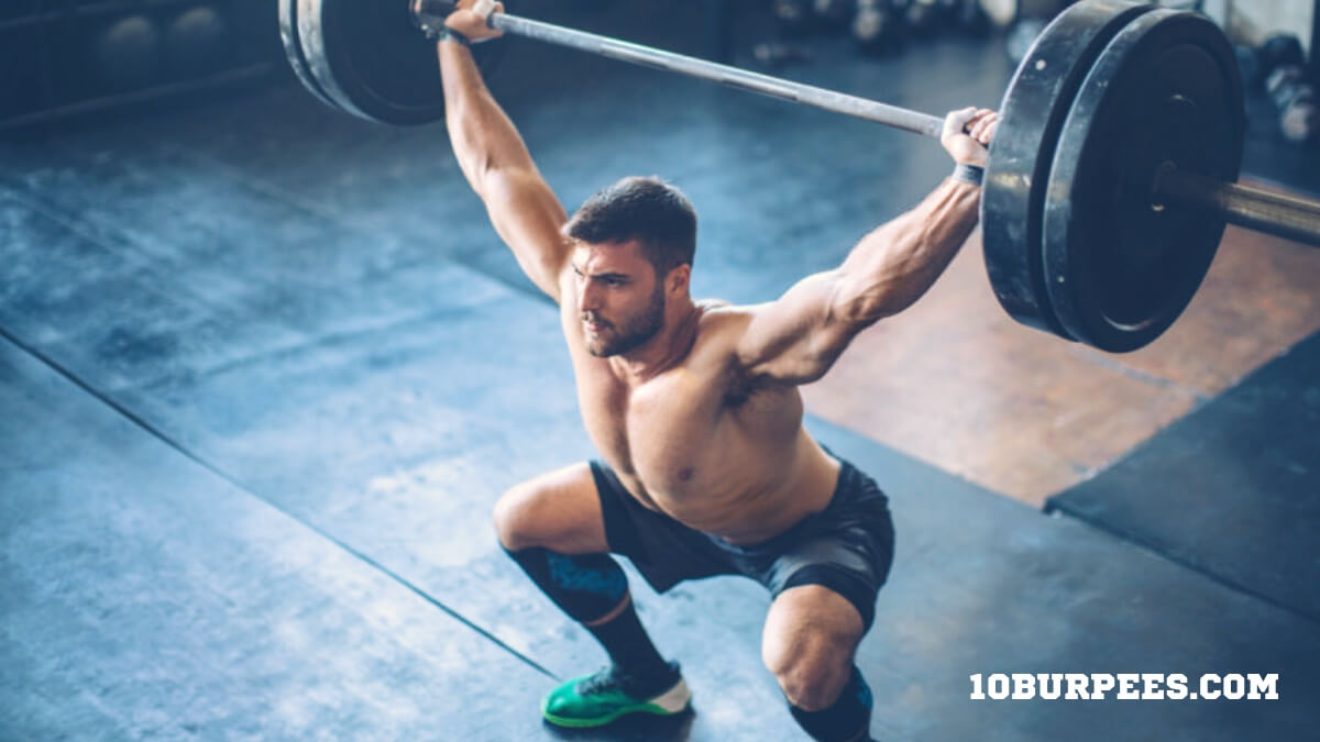 Push Jerk CrossFit