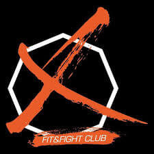 Logo The Box Fit and Fight Club