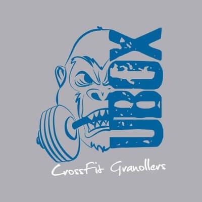 Logo UBOX CrossFit Granollers