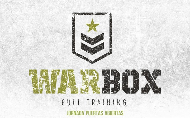 Logo Warbox Full Training